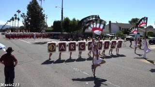 Arcadia HS - Bullets & Bayonets - 2015 Placentia Band Review