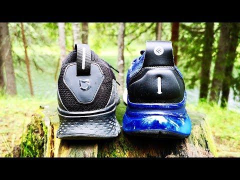 Топ 5 спортивных кроссовок Xiaomi I Дешёвые быстрые стильные