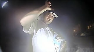 Bodycam Shows Suspect Assaulting Riverside Officer After Being Tased