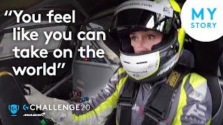 W Series & Grand Tour's Abbie Eaton - Becoming a Racing Driver