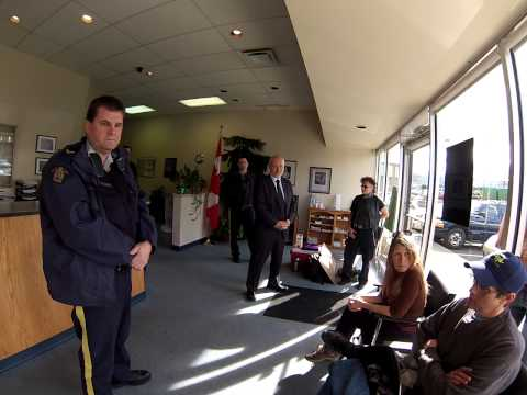 Standing Up To Cops and Bully MPs