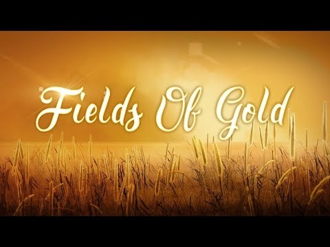 Fields Of Gold | Eva Cassidy Karaoke (Version A)