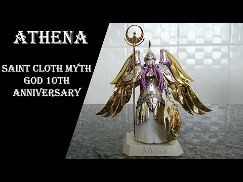 Cloth Myth Athena God 10th Anniversary - Review e Montagem