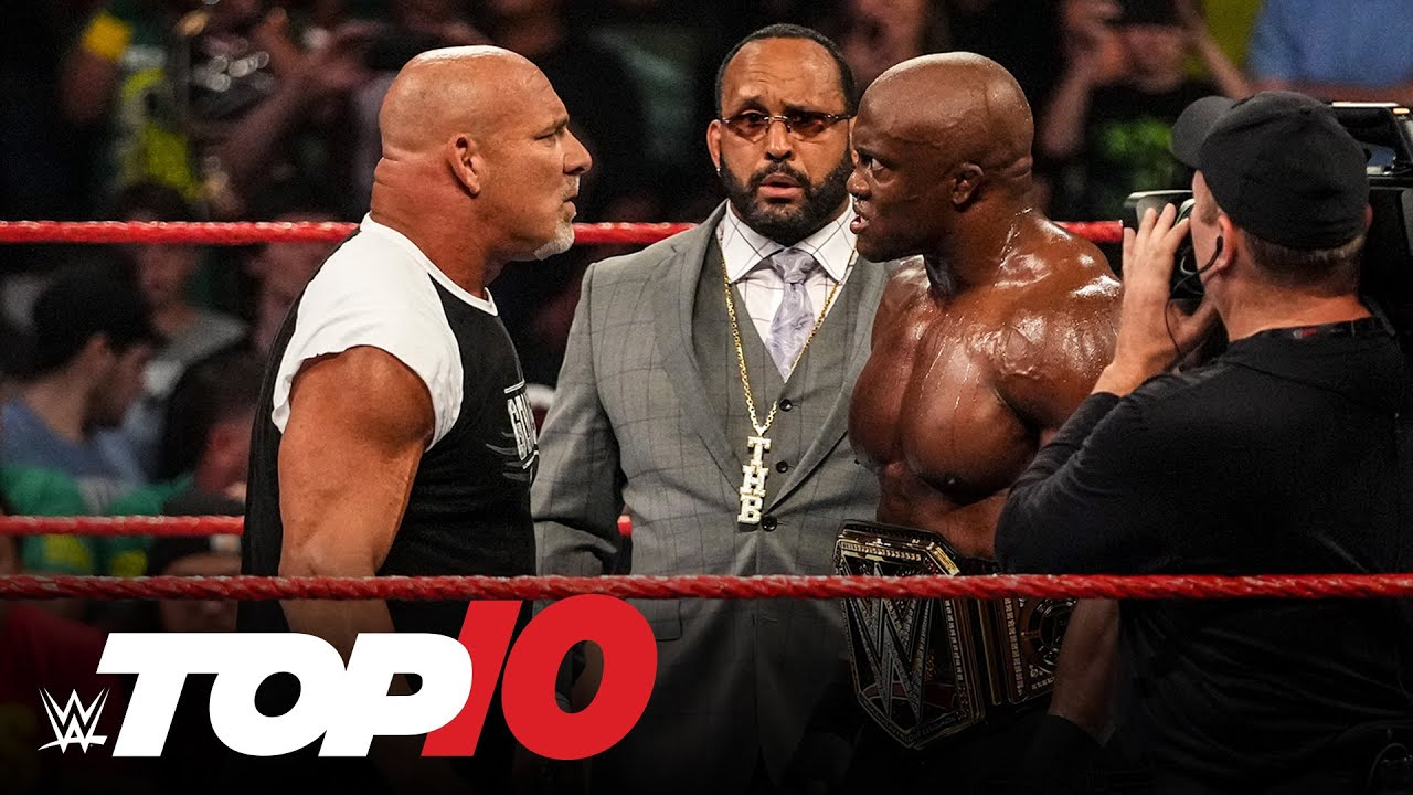 Download Top 10 Raw moments: WWE Top 10, July 19, 2021