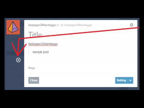 How to reblog on Tumblr [July 2015]