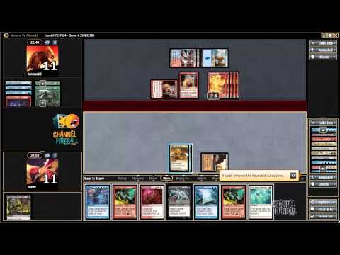 Channel TWoo -  Modern Narset Combo (Match 1, Game 1)