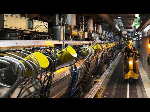 Scientists plan to build: new particle accelerator three times longer than the Hadron Collider.
