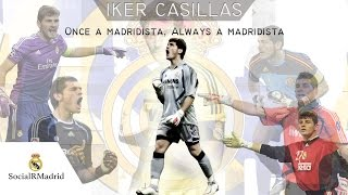Farewell Casillas - Living Legend // SocialRMadrid