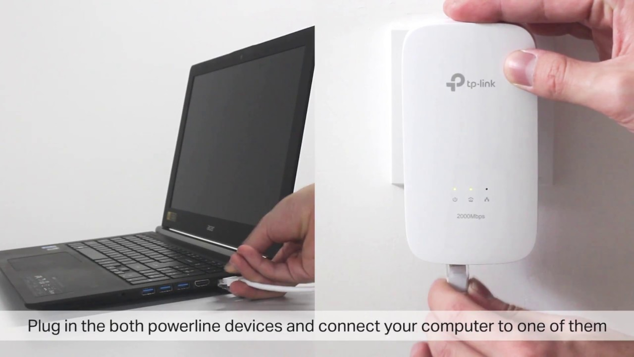 How to Troubleshoot a TP-Link Powerline Product