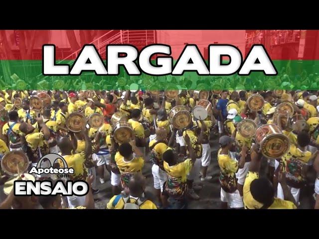 Grande Rio 2017 - Largada - Ensaio técnico