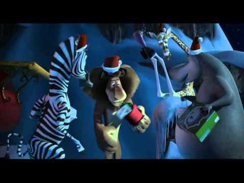 Madagascar - Feliz Navidad