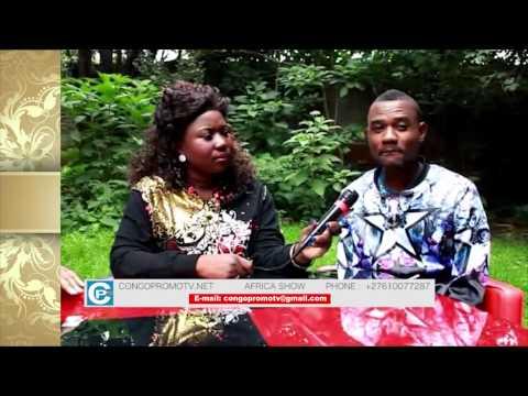 AFRIQUE DU SUD: BA JOURNALISTES BAYE NA KINDUMBA NA TV NA ELATELI MABE