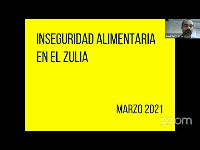 Informe Seguridad Alimentaria en el Zulia - Marzo 2021 | Codhez