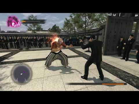 Dragon of Dojima vs. Shimano 1 |