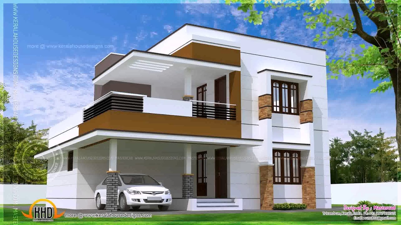 simple modern house plans photos - Simple Modern House Plans