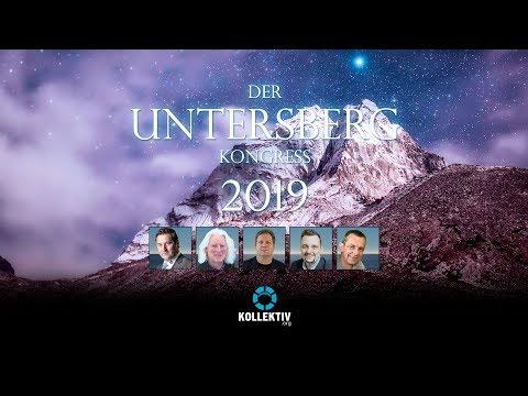Alles, was Du über den Untersberg wissen musst! - Der Kongress 2019
