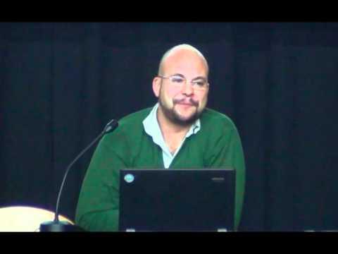 """""""Proyecto Eco d aquí"""" Alejandro Guzman en II Congreso Alimentación Consciente"""
