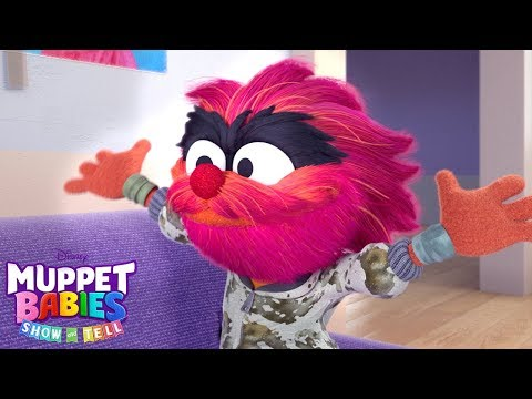 Animal's Show And Tell | Muppet Babies | Disney Junior