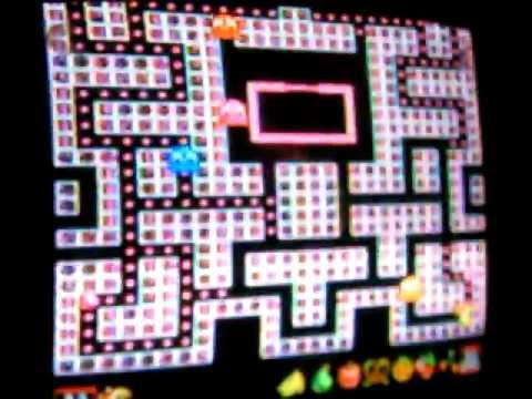 Last Level Of Miss Pac-Man