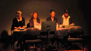 """30 Spokes"" by Daniel Davidovsky - Performed by Musica Nova Ensemble"