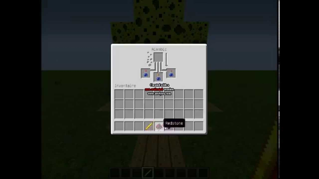 how to add effects to potions in minecraft