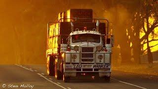 trucks 1963 b model mack still running interstate