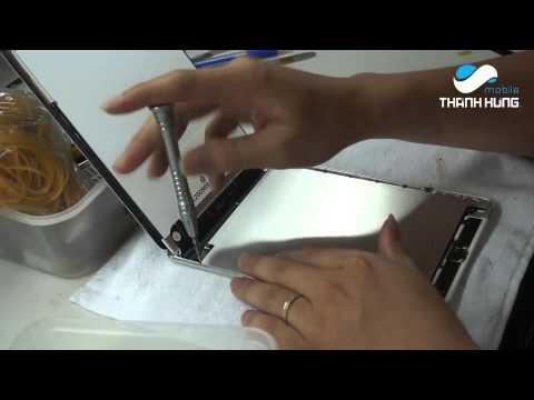 Sửa màn hình ipad 2 bị vỡ và những điều cần biết