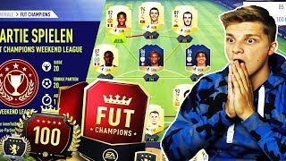 FIFA 18 - 22-0! MEIN NEUER FUT CHAMPIONS REKORD! ⚽🔥⛔️ - Weekend League Ultimate Team Deutsch