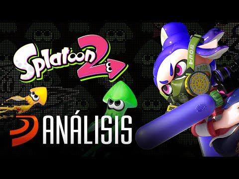 SPLATOON 2, Análisis para Nintendo Switch. ¿Es realmente una Evolución?