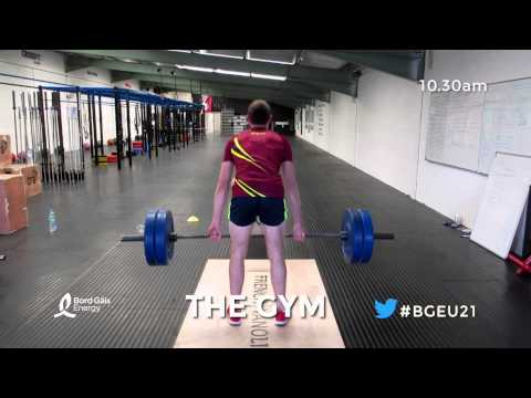 A day in the life of Johnny Glynn - Galway