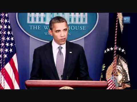 President Obama declares an end to Iraq war