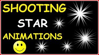 Shooting Star Effect in Powerpoint Presentations ( 2 Cool PowerPoint Animation Tutorials & Effects )
