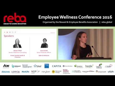 Employee Wellness Conference 2016: Punter Southall and Baker & McKenzie