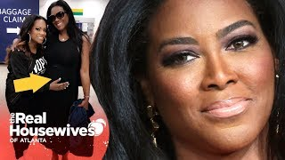 Private News Slips Out About Kenya Moore | RHOA Update