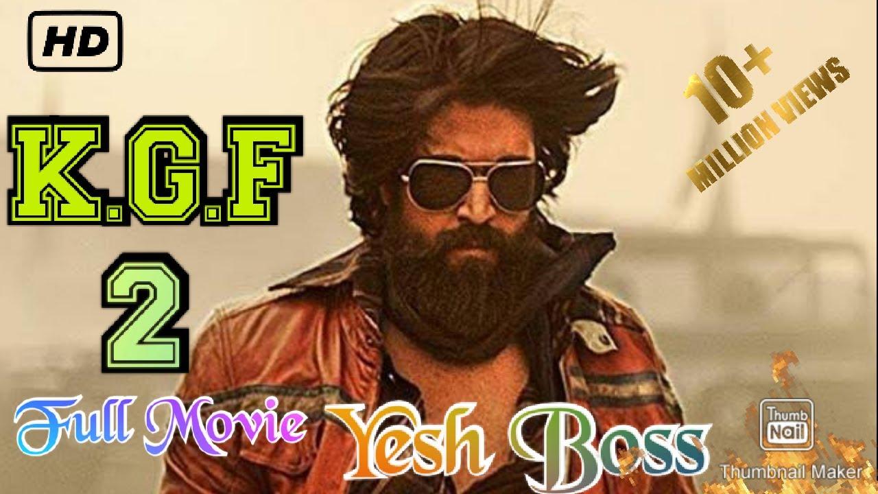 Yash 2020 New latest Hindi Dubbed Action Movie Yash BOSS ...