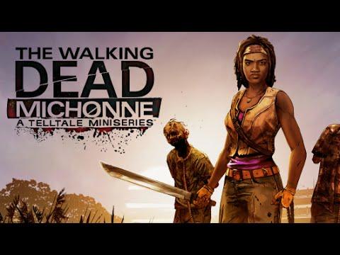 The Walking Dead: MICHONNE Episode 1: In too Deep #1 Telltale Miniseries Walkthrough