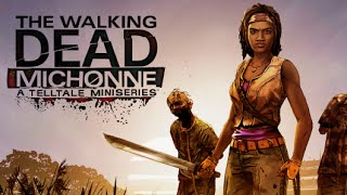 The Walking Dead: MICHONNE Episode 1: In too Deep #1 Telltale Miniseries Walkthrough