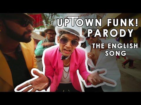 Uptown Funk Parody || Shudh Desi Gaane || Salil Jamdar