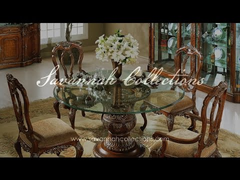 Tuscany Dining Room by Savannah Collections - Thomasville