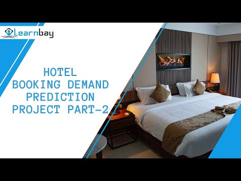 Hotel Booking Demand Prediction Project Part-2   Machine learning Project