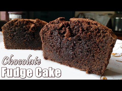 Chocolate Fudge Cake | with English Subtitles
