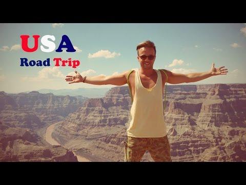 USA Road Trip - West Coast and Hawaii - GoPro Hero3 HD