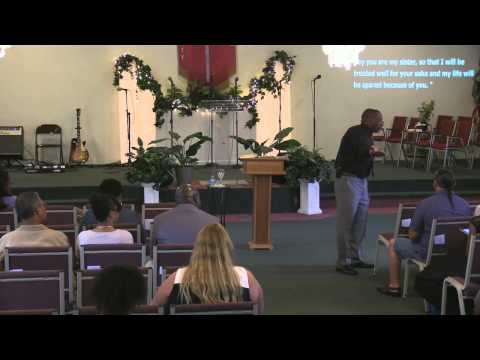 """""""Making of A Father In God's Image"""" June 21, 2015"""