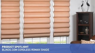 Relaxed-Roman-Shades-Kitchen-Pictures Bali Roman Shades