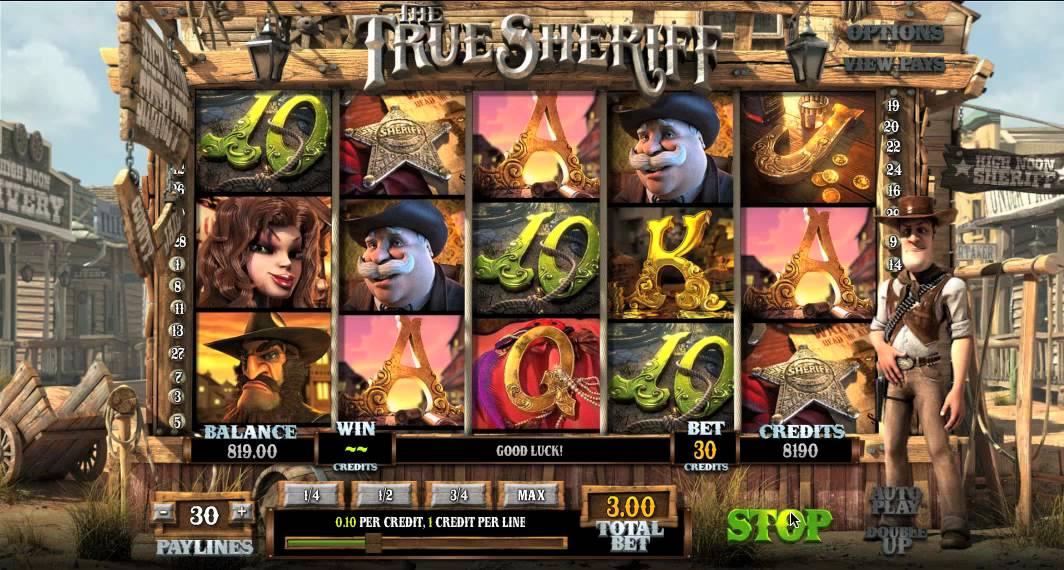 Sheriff Slots
