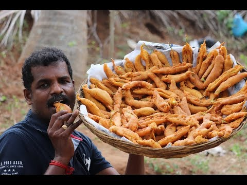 King of Mirchi Bajji | Cooking for Homeless Peoples | Simple Recipe | Food Money Food