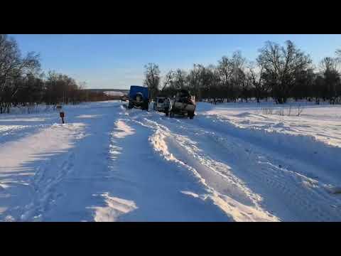 Соболево - Петропавловск-Камчатский дорога жизни ч.6