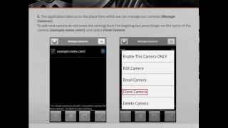 IP Cam Viewer Lite/Basic manual screenshot 2