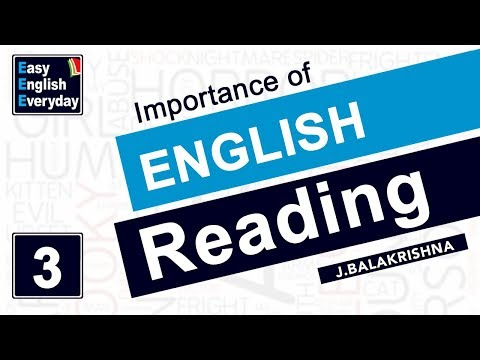 English Tutorials For Beginners