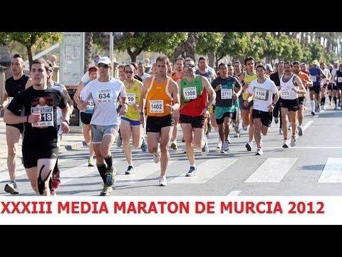 XXXIII Media Maraton de Murcia 2012
